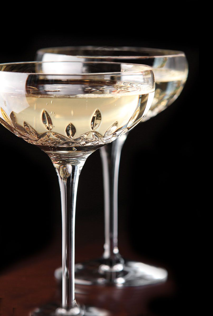 Waterford Crystal Lismore Essence Saucer Champagne Coupe Pair Champagne Saucers Crystal Champagne Saucers Champagne