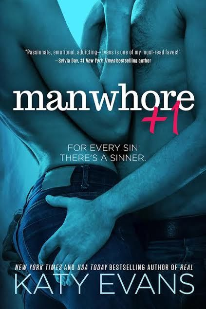 Cover Reveal – MANWHORE + 1 – Katy Evans