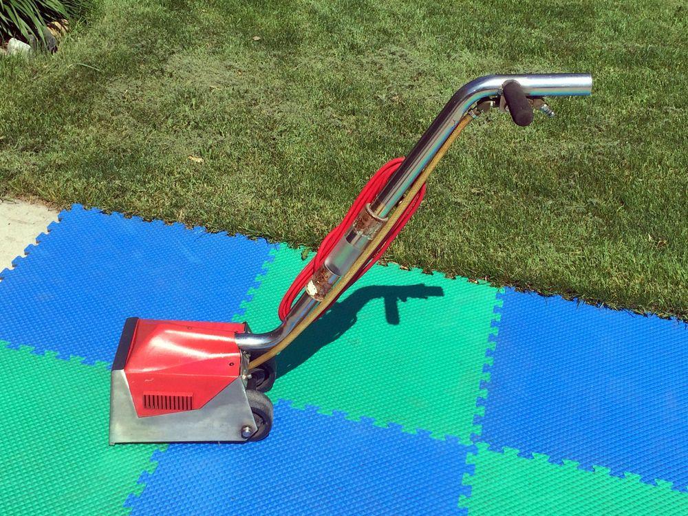 Rug Doctor Extractor Carpet Cleaner V 10 Vibrating Brush Floor
