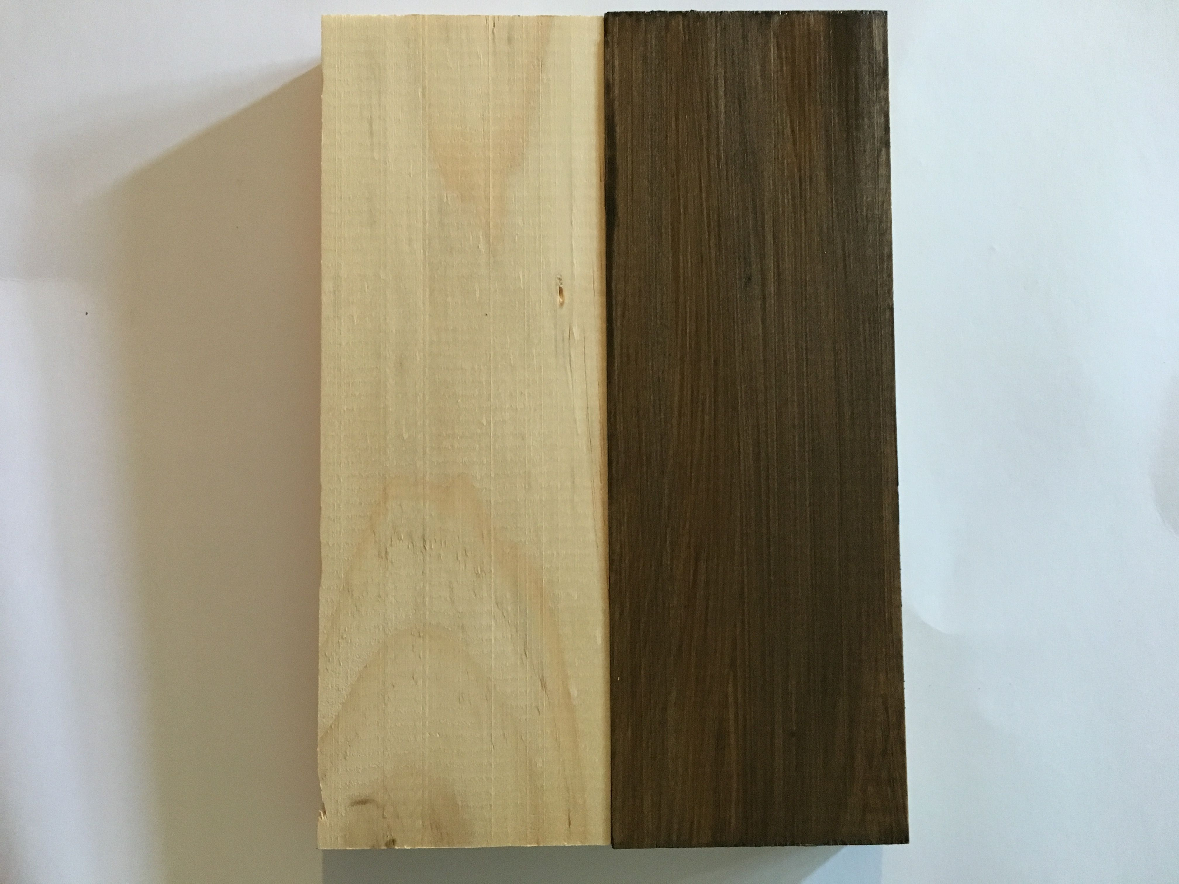 Newton S Mission Brown Wood Stain Painted On Pine Staining Wood Best Chalk Paint Chalk Paint Nz