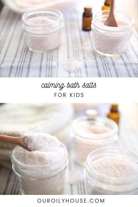 Photo of Calming Bath Salts for Kids