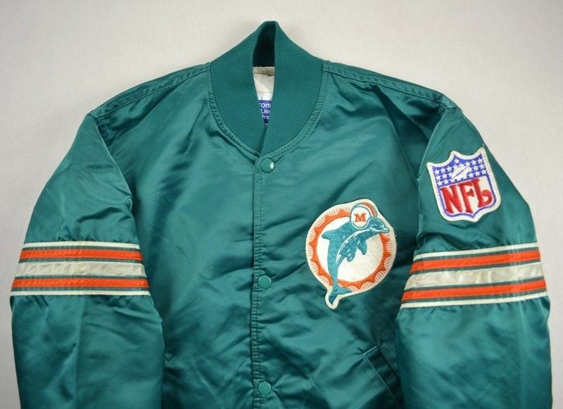 reputable site 6c361 20401 MIAMI DOLPHINS NFL STARTER JACKET S | AMERICAN FOOTBALL ...
