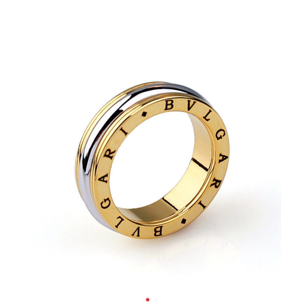 109bc285a751 Anillo bulgari | Gold rings | Anillos, Joyas y Gemas