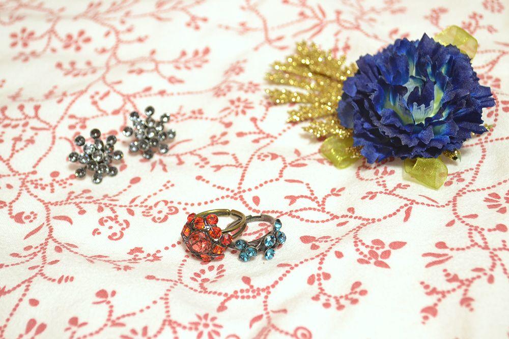 beauty, accessoire, konplott, earring, ring, classic, elegant