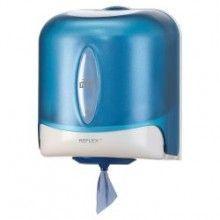Tork Reflex Blue Centrefeed Dispensers Previously Lotus Reflex