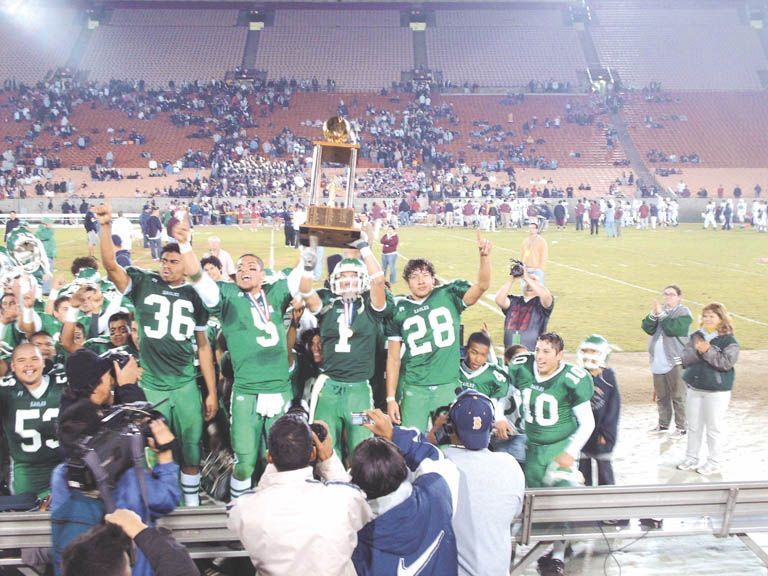 Eagle Rock High School