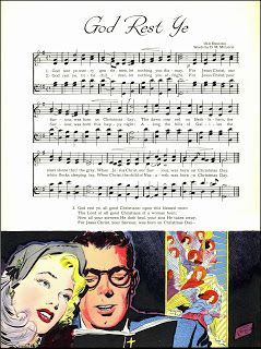 SING WITH KING AT CHRISTMAS ~ 1949