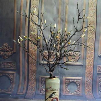 Gnw fl ma 0 100cm wholesale superior quality artificial magnolia gnw fl ma 0 100cm wholesale superior quality artificial magnolia silk flowers for home decorating mightylinksfo