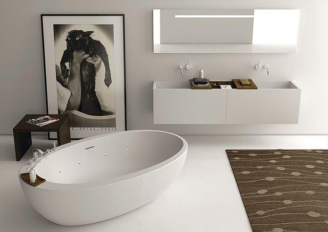 Le Corian est le matériel incontournable pour votre salle de bain ...
