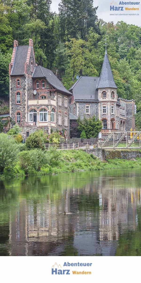 Photo of Treseburg in the Bodetal is always worth a visit