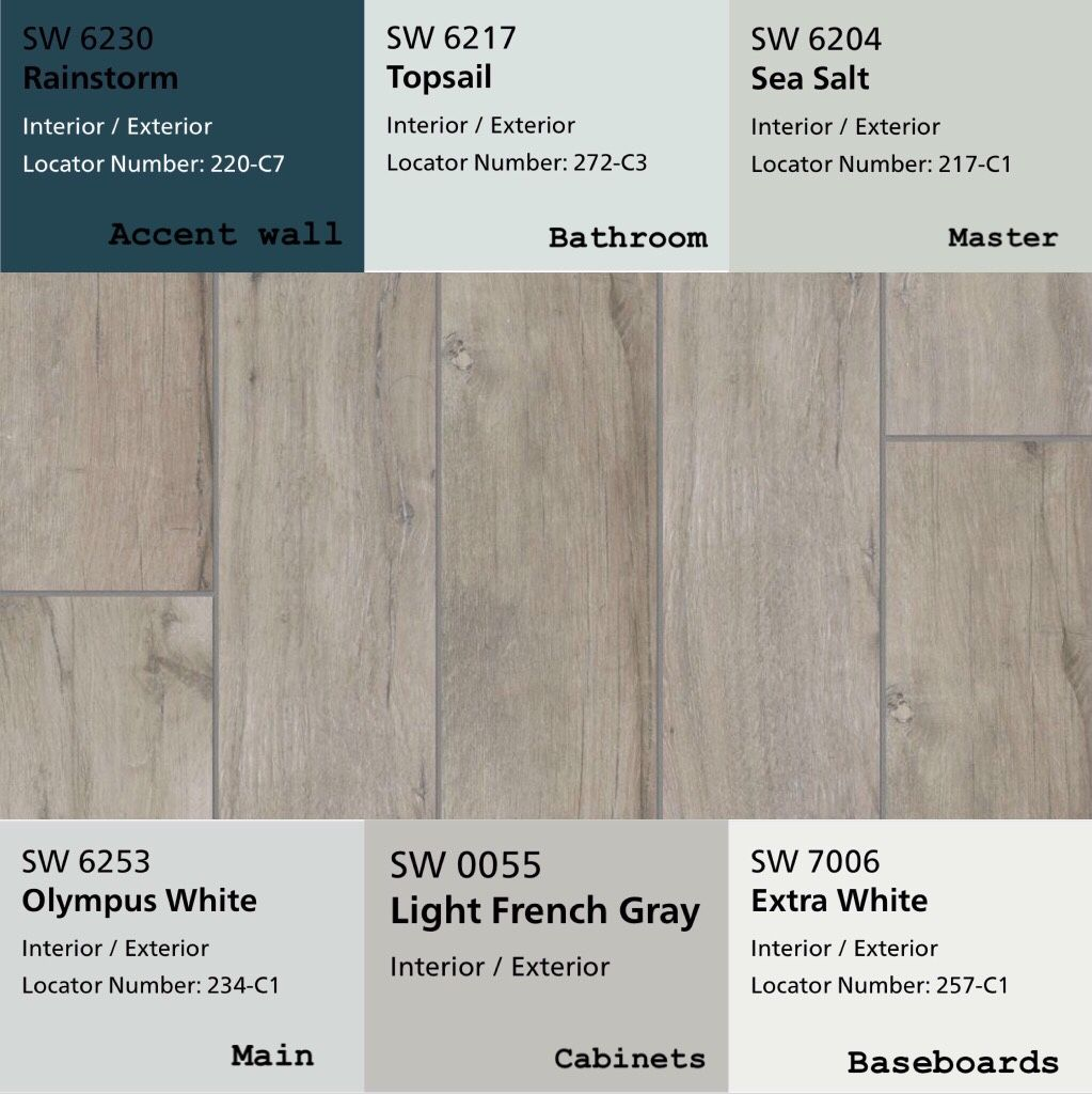 Sherwin Williams Slightly Cool Edition Sea Salt Topsail Light Frenc Bedroom Paint Colors Sherwin Williams Sherwin Williams Paint Colors Bedroom Paint Colors