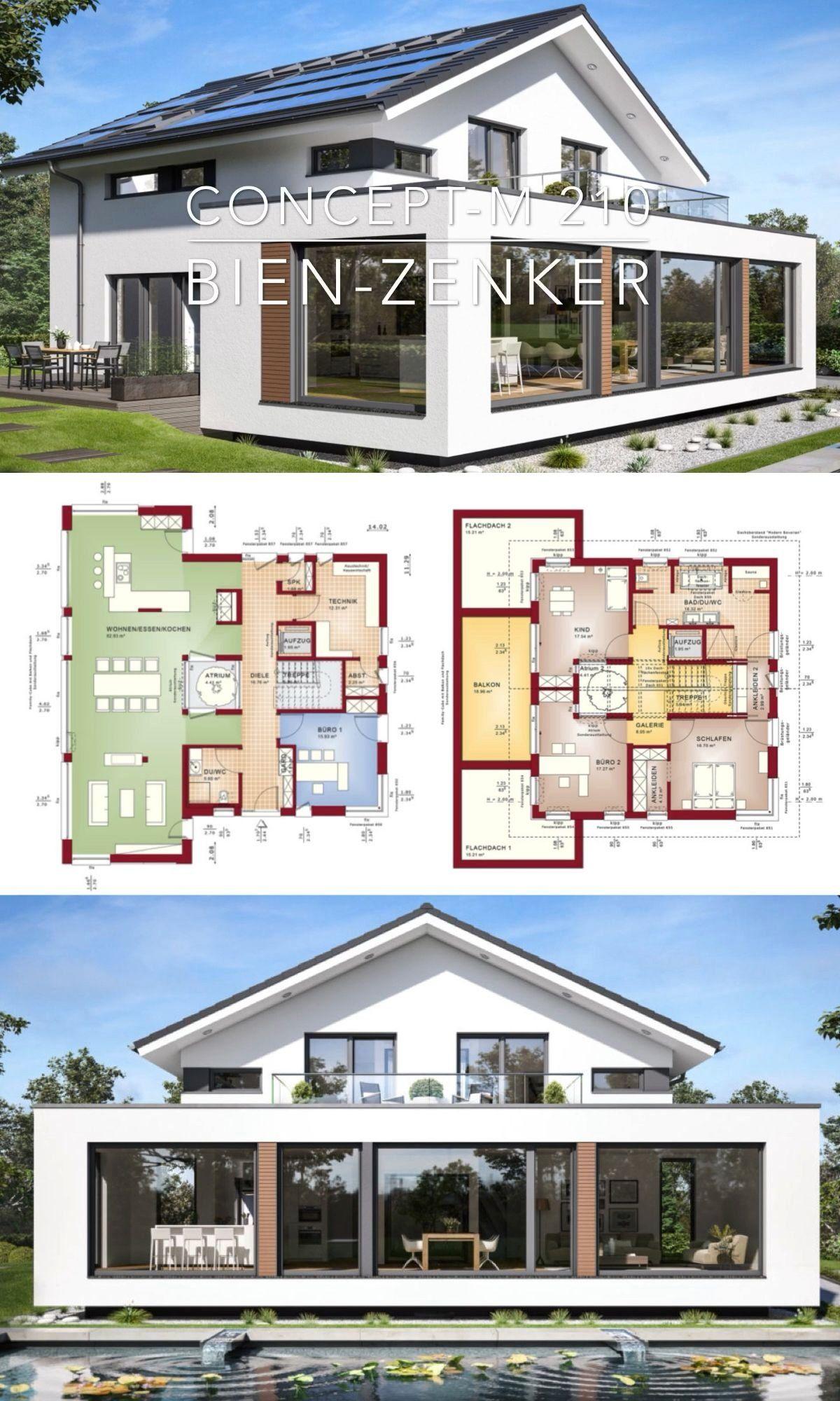 Modern Villa House Plans Interior Architecture Design Concept M 210 In 2020 Architecture Design Concept Interior Architecture Design Residential Architecture Plan