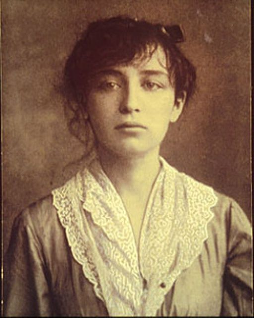 Camille Claudel, French sculptor