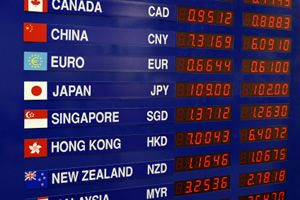 Live Currency Exchange Rates