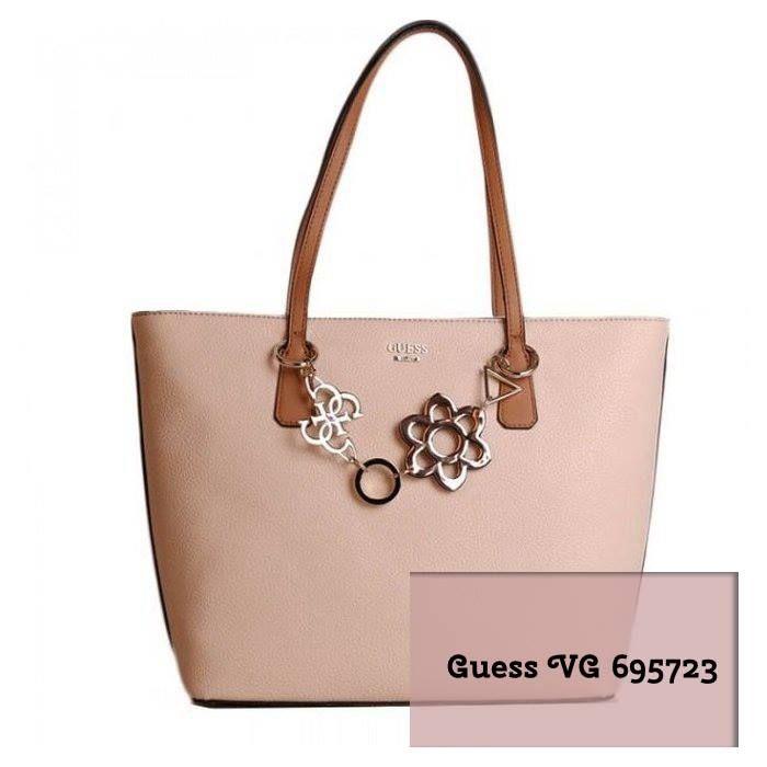 Kabelky Guess ružové kabelky veľké letná kabelka shopperka nákupná taška  kabelka na plece kabelky cez plece 9ae48980cd2