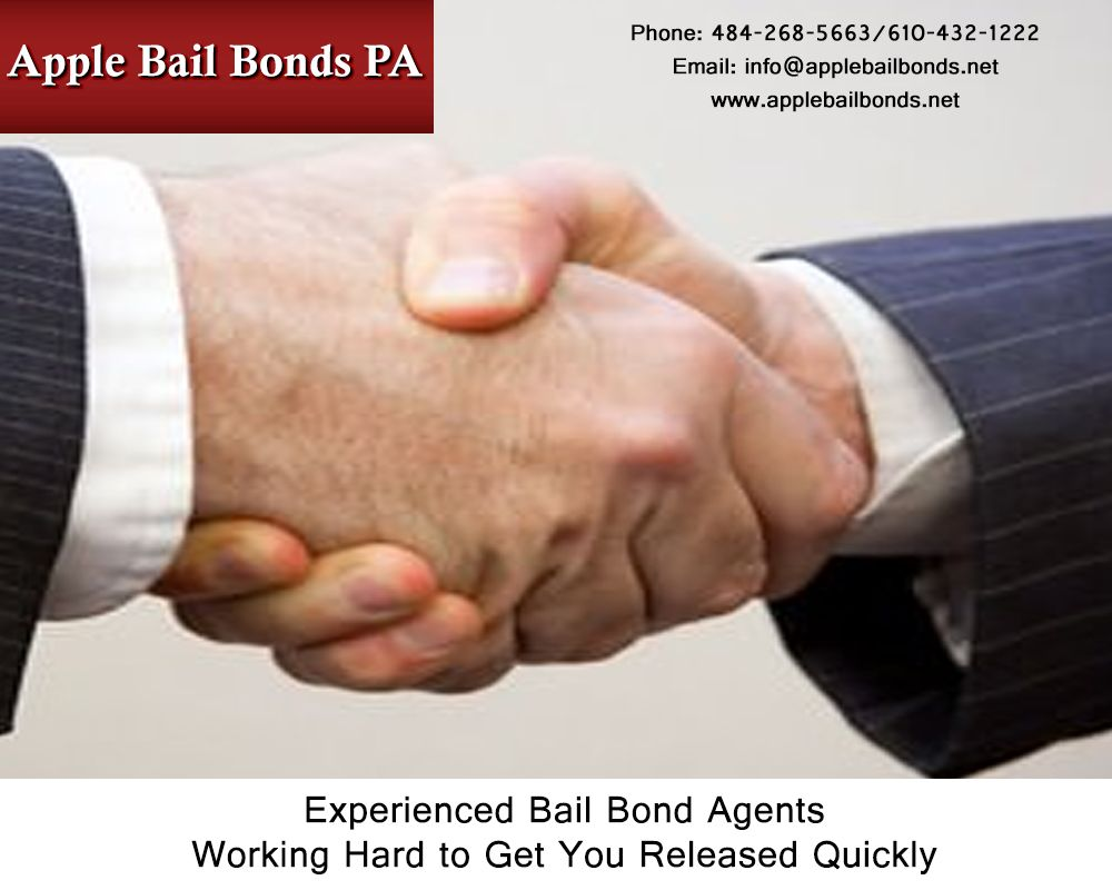 Experienced bail bond agents working hard to get you