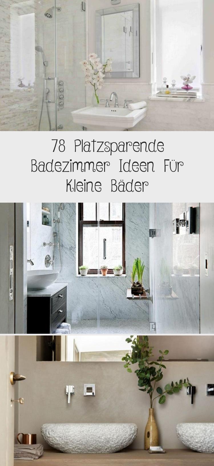 78 Platzsparende Badezimmer Ideen Fur Kleine Bader Badezimmer
