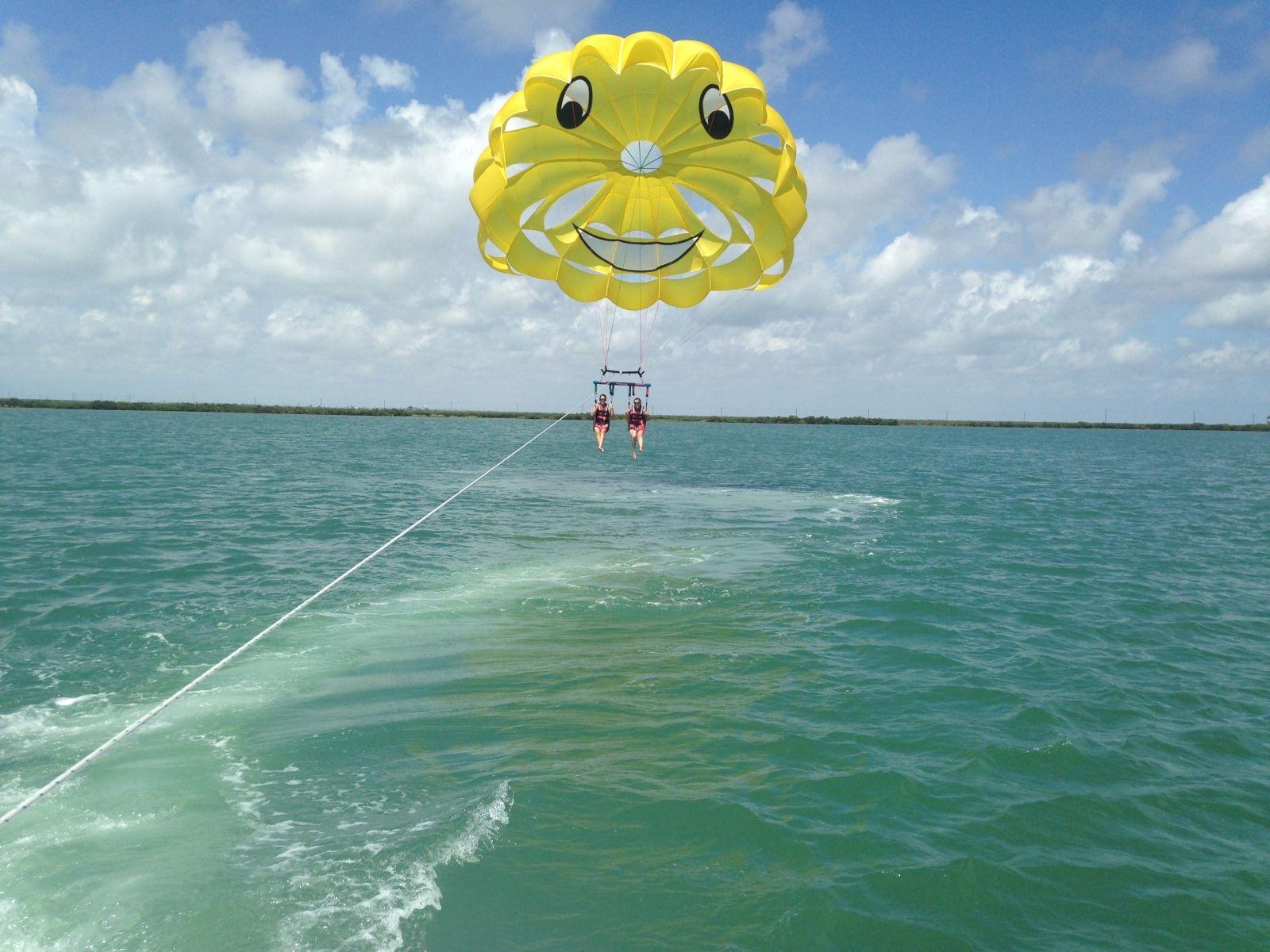 Chuteem up parasailing with images parasailing port