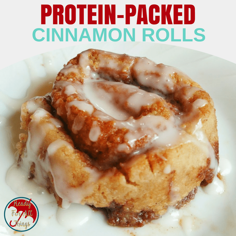Easy Protein Packed Cinnamon Rolls Recipe Kodiak Cakes Cinnamon Rolls Protein Cake