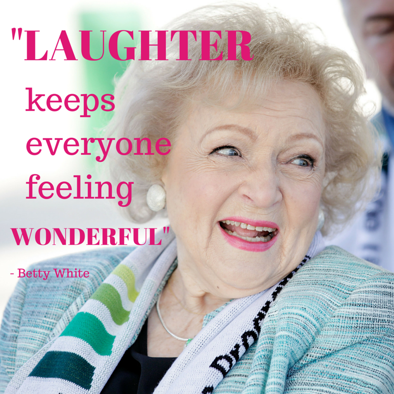 Betty white sayings