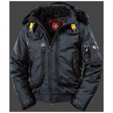 original Wellensteyn Herren Jacke Rescue Jacket Jacke