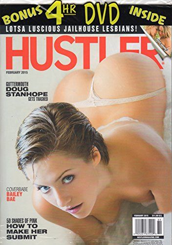 black Hustler models magazine