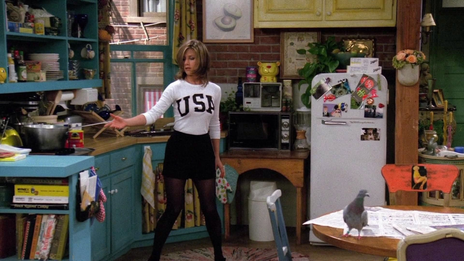 "i love ""rachel green's"" wardrobe! def plays into my style. love this outfit! :)"