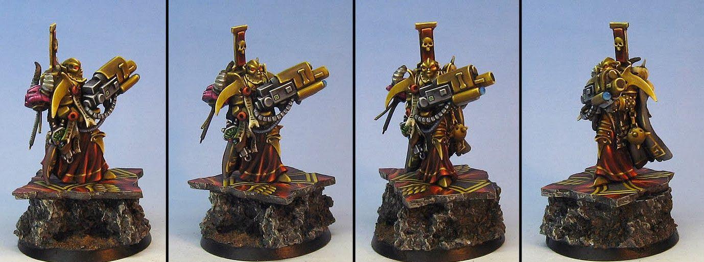James Wappel custom inquisitor