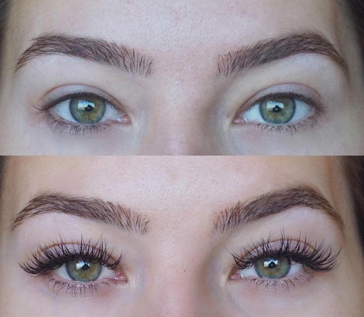 "Photo of Laura  Badura  🇵🇱 on Instagram: ""👁👁 before and after lash extensions by the amazing @sidneyle ❤️❤️❤ I'm loving it!! 😍😍😍 #nomakeup #lashextentions #sidneyle #best #natural…"""