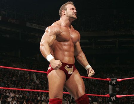 Chris masters naked wwe