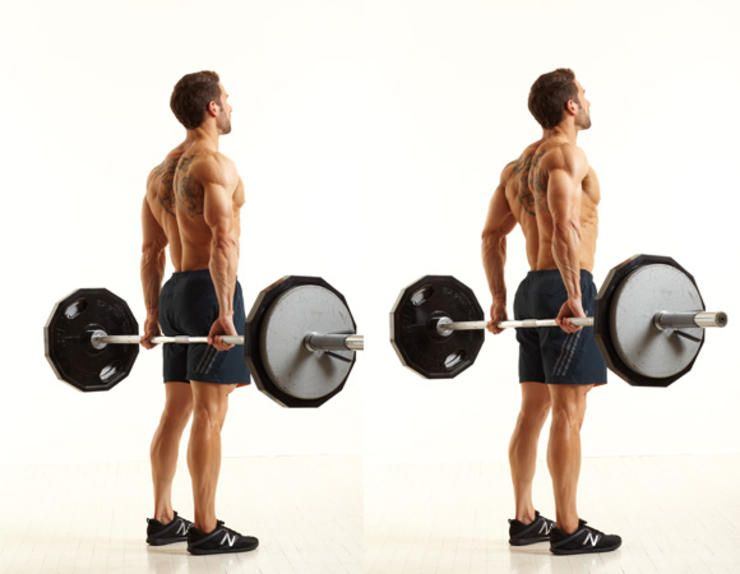 16 Traps Exercises for a Bigger, Better Back #trapsworkout