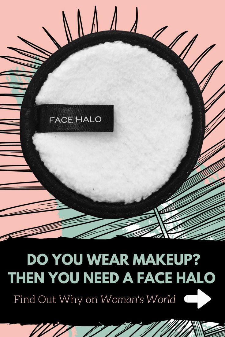 Do You Wear Makeup? Then You Need a Face Halo Makeup