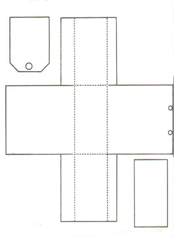 sechs kleine geschenkt ten geschenkt ten vorlagen und. Black Bedroom Furniture Sets. Home Design Ideas