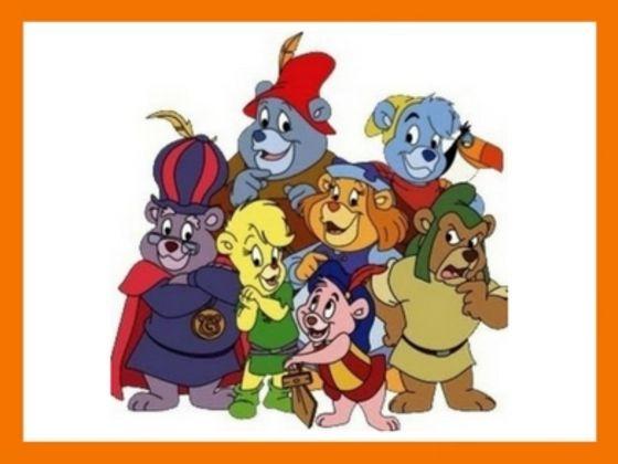 """kennst du die figuren von """"disneys gummibärenbande"""