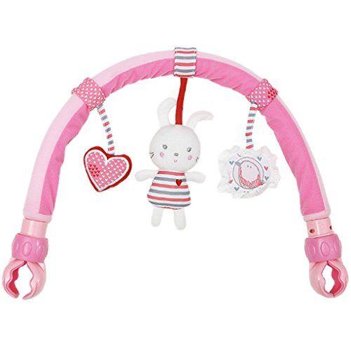 jouet pour poussette bebes pinterest poussette portique et b b filles. Black Bedroom Furniture Sets. Home Design Ideas