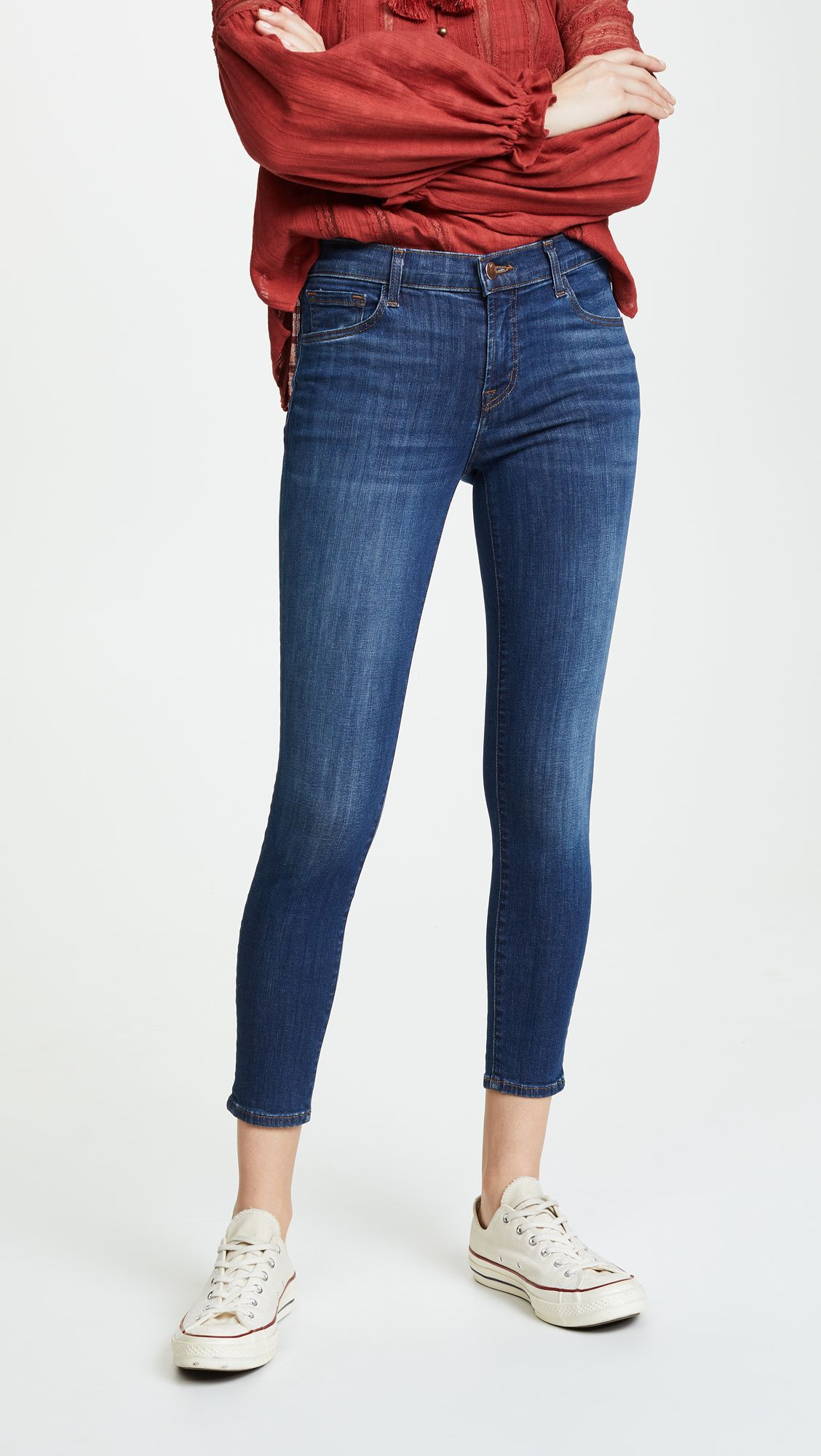 7f0bbfc1287df 835 Cropped Jeans in 2019 | Closet | Cropped jeans, Jeans, J brand