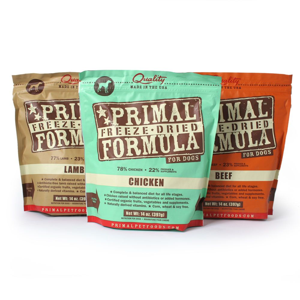 Primal Pet Foods is voluntarily recalling a single batch