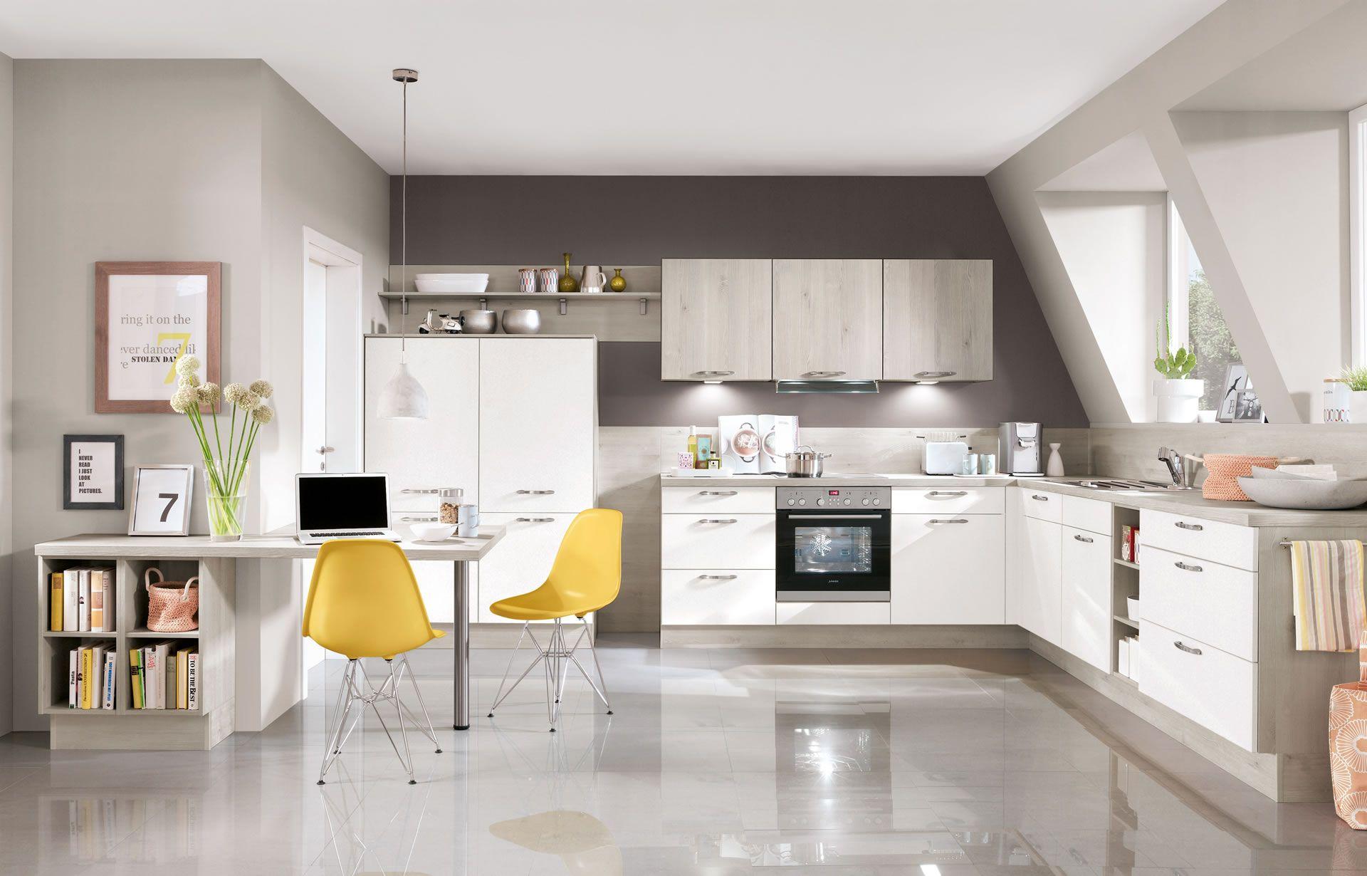 nobilia Küchen - Produkte - Küchengalerie - Weiß | Einbauküchen ...