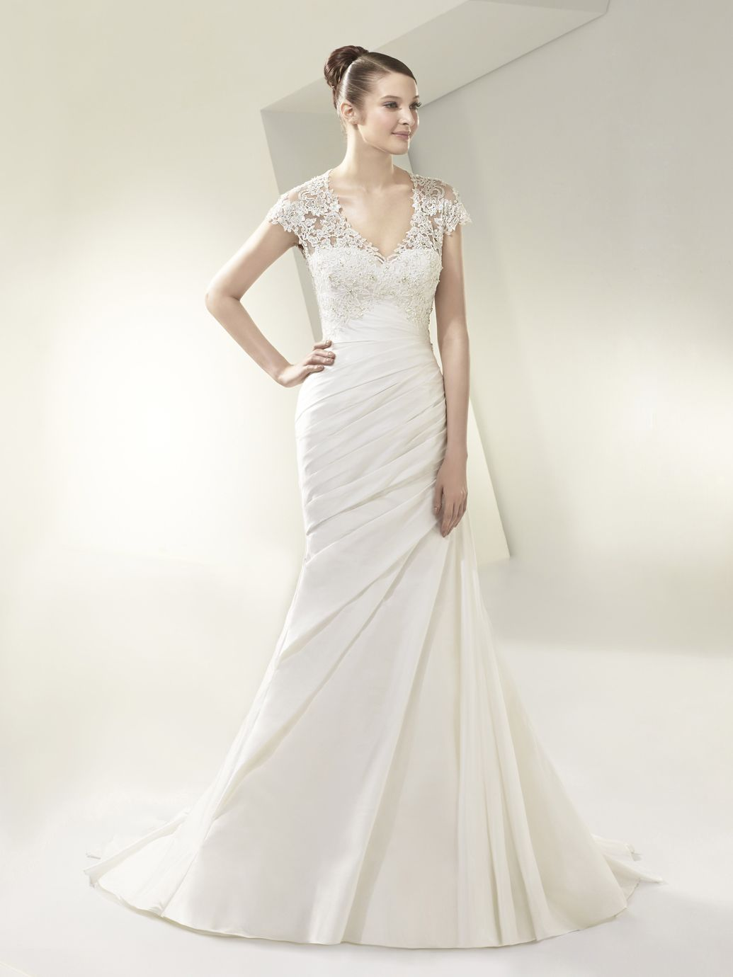 84918e57c657 Beautiful BT14-30 Enzoani;;; CAN BE FOUND AT: Country Way Bridal in  Haddonfield, Bridal Garden in Marlton, Irma's Bridal in Cherry Hill, &  Jan's Boutique in ...