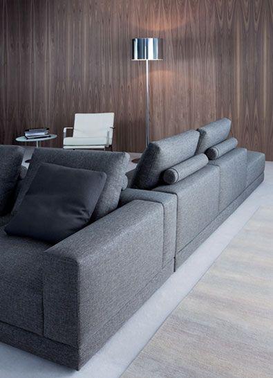 incredible 2020 modern design leather sofa living room furniture | Casadesus Master Modern Furniture Vancouver in 2020 ...