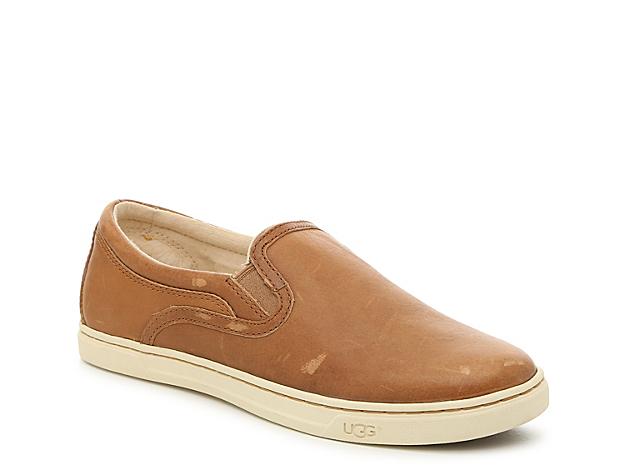 Women Kitlyn Slip-On Sneaker -Cognac
