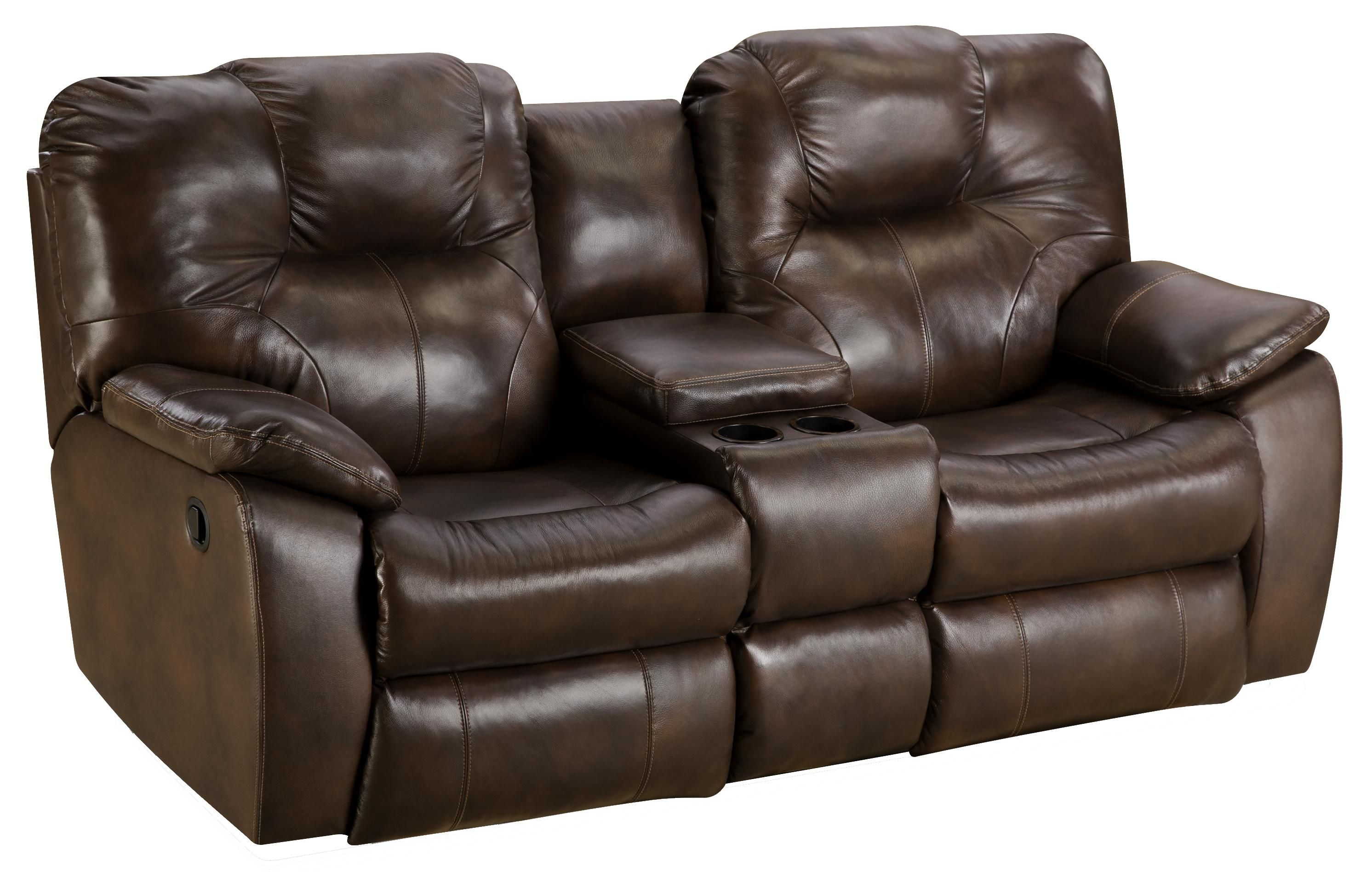 Southern Motion Furniture Avalon Power Reclining Sofa with