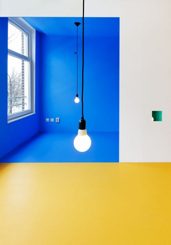 white, yellow, blue