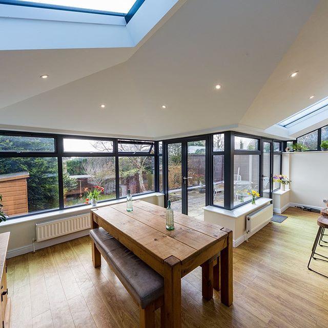 Conservatory Roof Specialists London Eastbourne Grp Fibreglass Crbd Garden Room Extensions House Extension Design Garden Room
