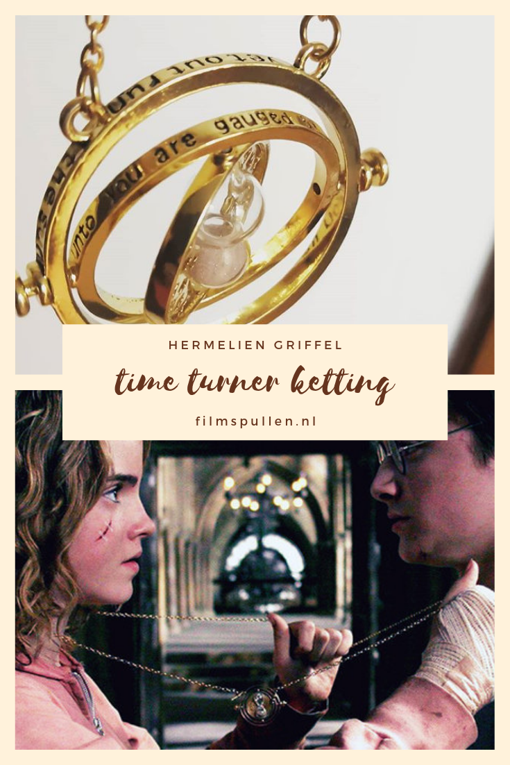 Verwonderlijk Harry Potter Tijdverdrijver ketting (met afbeeldingen) | Harry KB-09
