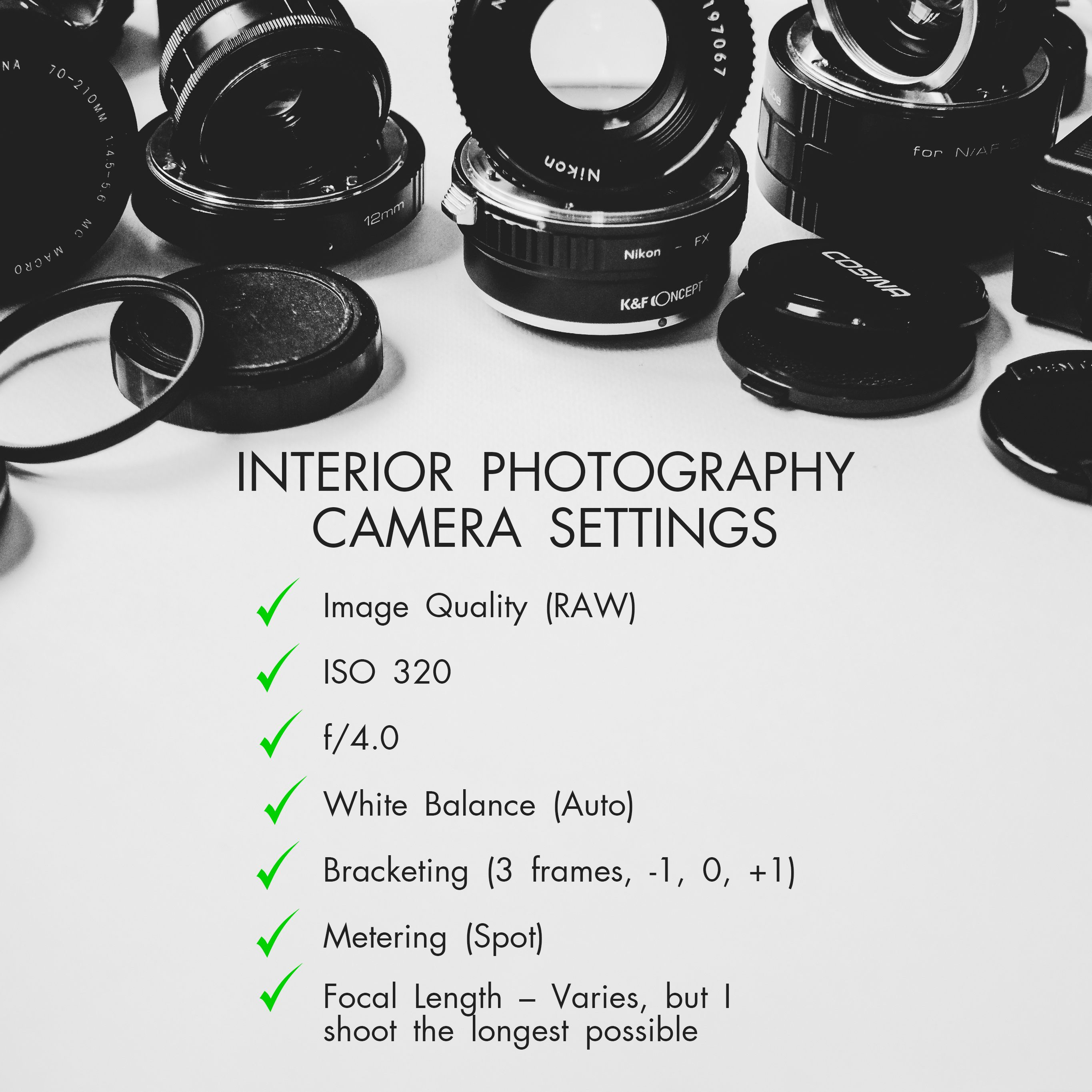 Real estate photography equipment for $4,500 | Photography