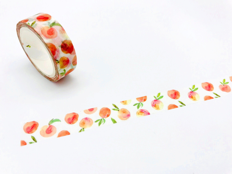 Paper tape Decorative tape Scrapbook Tape Washi Tapes Masking Tape Planner tape Japanese Washi Tape