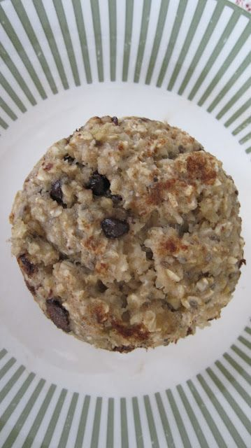 SUNDAY BAKER: {Nutrition Packed Baked Oatmeal Cups}