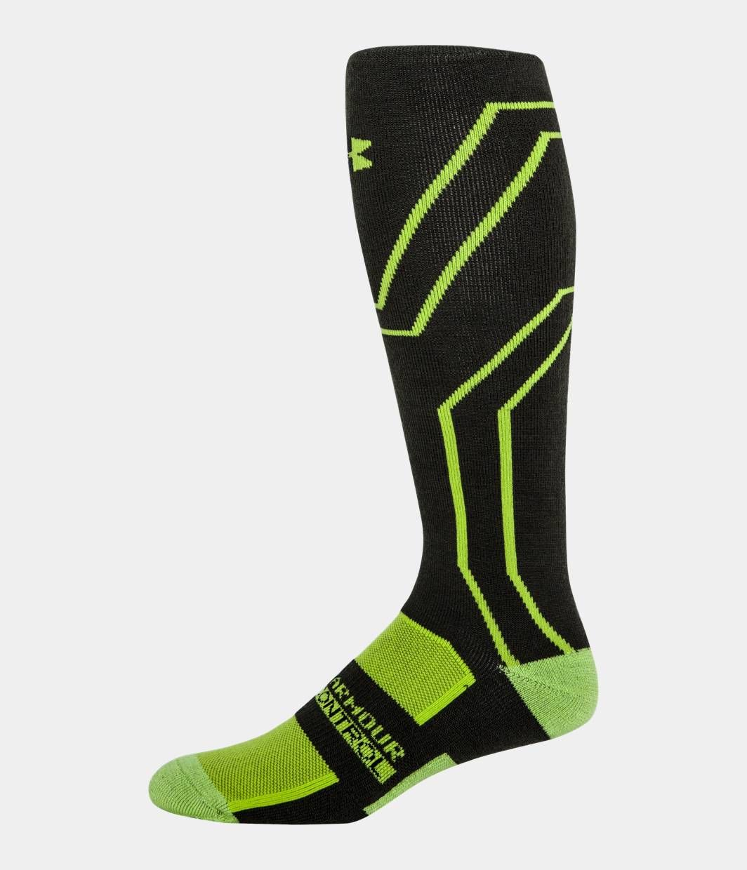 8272bf2f7 Men's UA Scent Control ColdGear® Infrared Full Cushion OTC Socks | Under  Armour US