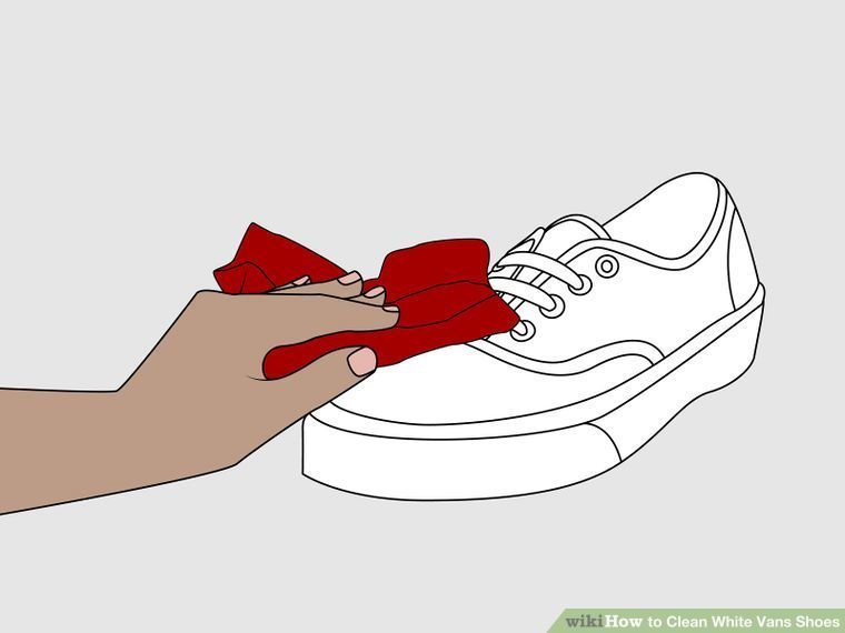 Clean White Vans Shoes | Cleaning white vans, White vans
